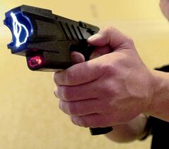 Worldwide, more than 16,200 law enforcement agencies in more than 40 countries use Tasers, according to the world's only manufacturer, the U.S.-based Taser International.