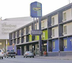 The Carlton Inn near the convention centre is a 'strategically located property.'