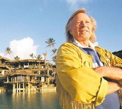 The coalition claims the work Peter Nygard has allegedly done will have a negative impact on the seabed, surrounding land and natural habitat.