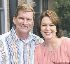 Ted and Gayle Haggard