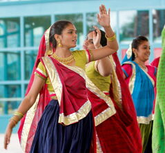 "Dancers perform at the Forks during Canadian Multiculturalism Day on June 22. Manitoba's multicultural makeup is one of the things that gives the province ""an atmosphere like no other"" says Maples MLA Mohinder Saran."