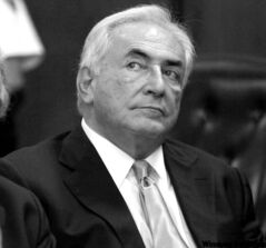 Former International Monetary Fund leader Dominique Strauss-Kahn