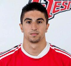 Gaetan Infantino, a soccer player, is one of this week's Wesmen Garbonzo's Players of the Week.