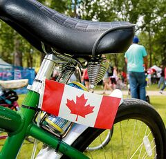 This Canada Day, why not make your bicycle part of the birthday bash? Each of these routes takes you past several of the city�s natural attractions � plus a few that may soon disappear.