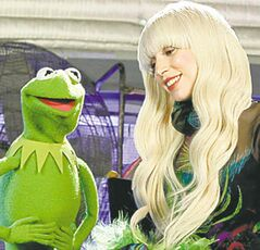 Lady Gaga and the Muppets� Holiday Spectacular