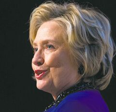Hillary Rodham Clinton in 2014 is a much more popular figure and far more dominant candidate.
