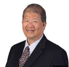 Ted Marcelino, the NDP candidate ing Tyndall Park has won the seat.