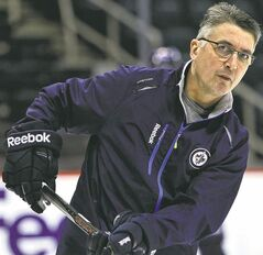 Jets coach Claude Noel treats his team like men. Giving them rest and optional skates and a long leash often reserved for veteran teams. It's time the players live up to this level of trust and perform with consistency.