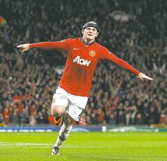 Manchester United playmaker Wayne Rooney is back in top form and will be a key figure in Sunday's game.