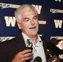 Jim Bell, Vice President and Chief Operating Officer of the Winnipeg Blue Bomber, confirms the club will allow fans to bring cowbells to Winnipeg Blue Bomber games.