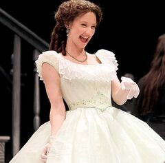 Bethany Jillard gave RMTC's Gone With The WInd its spark..