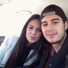 This undated photo provided by Silene Fredriksz-Hoogzand on Sunday, July 20, 2014, shows Bryce Fredriksz, right, and his girlfriend Daisy Oehlers. Fredriksz-Hoogzand, whose son Bryce and his girlfriend Daisy Oehlers were killed when a Malaysian jetliner was shot down over Ukraine on Thursday, said she was appalled their bodies and those of other victims had been left lying for days. 'I am not a politician,' she told The Associated Press in a telephone interview. 'But I know for sure that Mr. Putin can do something.' Earlier, at Amsterdam's Schiphol Airport, she made a simple, but heart-rending appeal to the Russian President: 'Mr. Putin, send my children home,' she told Sky TV. 'Send them home. Please.' Fredriksz-Hoogzand's son and his girlfriend were among the victims of the crash that killed 298, making this company nation of 17 million far and away the hardest hit by the tragedy. (AP Photo/Silene Fredriksz-Hoogzand)