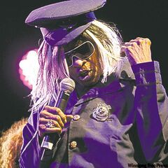 Sly Stone performs on the final day of the Coachella Music and Arts Festival Sunday, April 18, 2010 in Indio Calif.