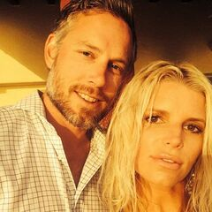 Jessica Simpson, Eric Johnson (c) Instagram