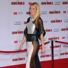 Gwyneth Paltrow in the Antonio Beradi dress