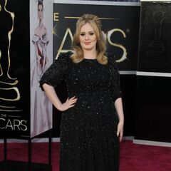Adele at the 2013 Academy Awards