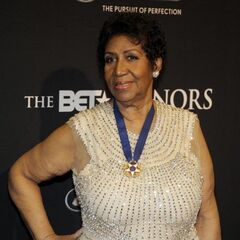 Singer Aretha Franklin got no respect.