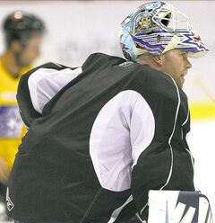 Jets� backup goalie Chris Mason might be an expendable commodity.