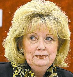 Sen. Pamela Wallin: resign or be fired