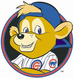 Clark, a new Chicago Cubs mascot