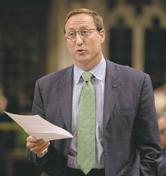 Peter MacKay: target of letter writers