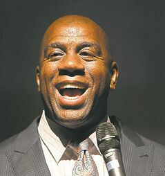 Earvin (Magic)Johnson