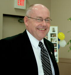 Bruce Wood plans to stay in Carman to enjoy his upcoming retirement after 10 years with Prairie Rose School Division and a total of 37 years in education.
