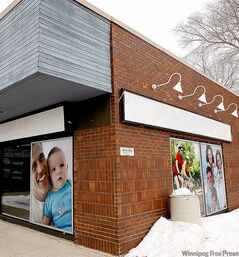 The Four Rivers Medical Clinic on Roblin Boulevard will open this spring.