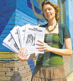 Jacquie Nicholson, co-ordinator of the John Howard Society of Manitoba's literacy program, says activities like publishing a quarterly newsletter and raising needed funds for the community help keep inmates connected to life outside the prison walls while building their skills for meaningful community participation.