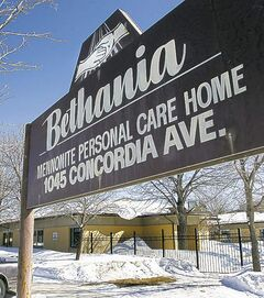 The quality of care at Bethania facilities is not under question.