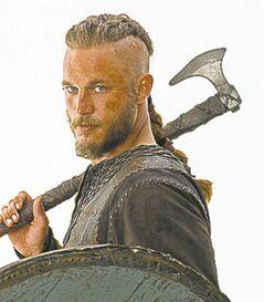 Travis Fimmel stars in the History series