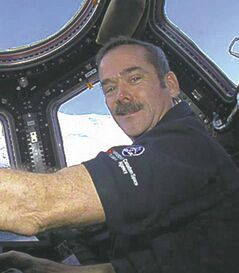 Canadian astronaut Chris Hadfield poses for a photo in this undated handout photo. For the first time in the history of the International Space Station, a Canadian took charge of the giant orbiting space lab.THE CANADIAN PRESS/ho-Chris Hadfield