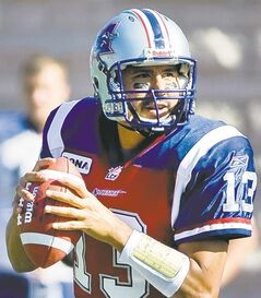 The Bombers say they know what Anthony Calvillo brings. But can they stop him?