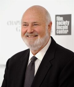 Rob Reiner attends the 41st Annual Chaplin Award Gala at Avery Fisher Hall on Monday, April 28, 2014 in New York. As Reiner's film