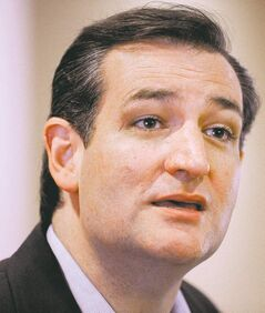 Texas Senator Ted Cruz was born in Canada, a country he recalls as simply �cold.�