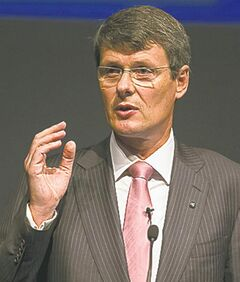 BlackBerry CEO Thorsten Heins