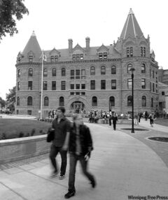 The University of Winnipeg has created new professors' positions and may find new sources of income by renting out space for private research on campus.