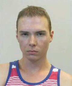 This photo provided by the Montreal Police Service, Luka Rocco Magnotta is shown in a photo released June 5, 2012. THE CANADIAN PRESS/HO, Montreal Police Service