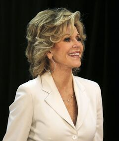 FILE - This Jan. 21, 2014 file photo shows Academy Award-winning actress and fitness icon Jane Fonda in Sydney. Fonda's northern New Mexico ranch is up for sale. The Swan Land Company of Bozeman, Mont., announced Friday, June 13, 2014, that Fonda is selling her Forked Lightning Ranch just north of Santa Fe for $19.5 million. (AP Photo/Rob Griffith, File)