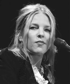 Diana Krall turns 49 today.