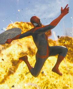 An image from The Amazing Spider-Man 2.