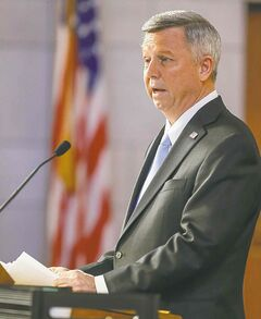 Nebraska Gov. Dave Heineman is optimistic the U.S. and Canada can put aside  differences and agree on a Trans-Pacific Partnership trade pact.