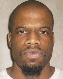 FILE - This June 29, 2011 file photo provided by the Oklahoma Department of Corrections shows Clayton Lockett. Two newspapers filed a federal lawsuit Monday, Aug. 25, 2014, that alleges Oklahoma prison officials violated the First Amendment when they prevented reporters from viewing portions of the botched execution of Lockett on April 29, 2014. (AP Photo/Oklahoma Department of Corrections, File)