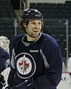 Zach Bogosian was happy to get his seven-year deal done, the latest Jet to sign a long-term contract with the club.