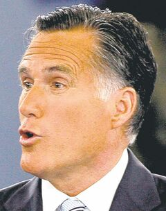 MCT archives Mitt Romney's aides want him to stay calm and cool.