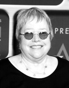 No filter: Kathy Bates