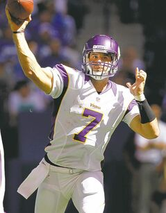 Vikings quarterback Christian Ponder is embarking on a make-or-break season.
