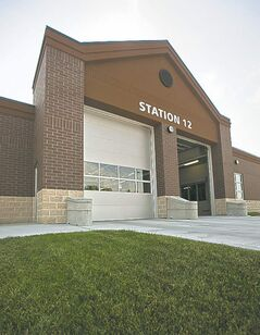 Station 12 on Taylor:  New facility built  on land owned  by Shindico.
