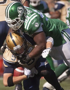 Bombers pivot Drew Willy was pressured often in the Labour Day Classic, but pronounced himself ready for Sunday's game.