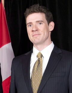 Andrew Bennett, Canada's ambassador for religious freedom, attends a news conference in Maple, Ont., north of Toronto, Tuesday, Feb.19, 2013. Bennett says his attempt to discuss human rights with a foreign government prompted it to throw Quebec's controversial values charter back at him. THE CANADIAN PRESS/Frank Gunn